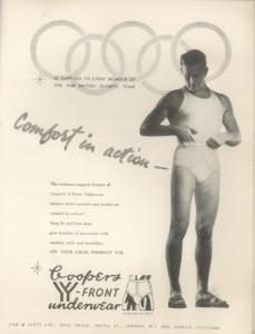olympic undies