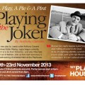 Anthony Clavane -Playing the Joker