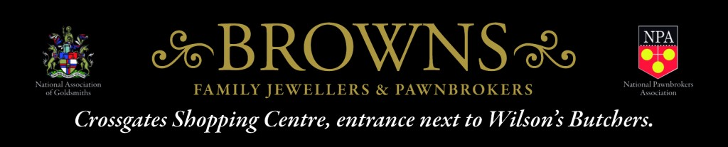 Browns Jewellers Crossgates