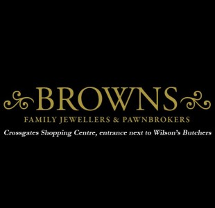 Browns Family Jewellers – All that Sparkles and Glitters