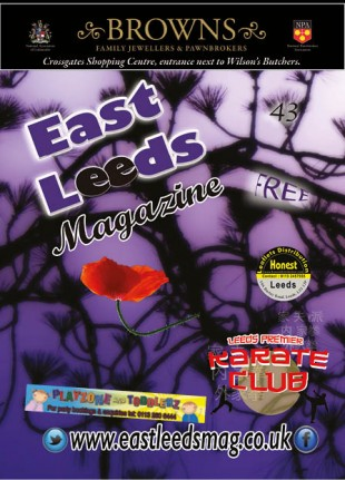 Welcome to Issue 43 of East Leeds Magazine