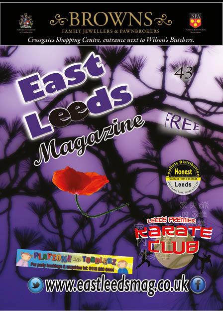 East Leeds Magazine 43