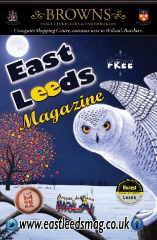 Welcome to Issue 44 of East Leeds Magazine