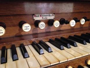 Organ Concerts at Crossgates Methodist Church