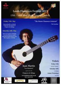 Leeds flamenco Poster-724x1024