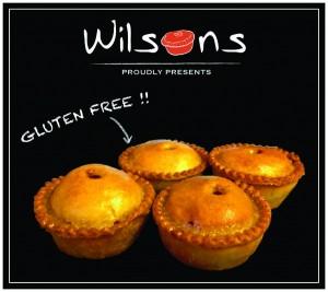 Wilsons Gluten Free Pork Pies