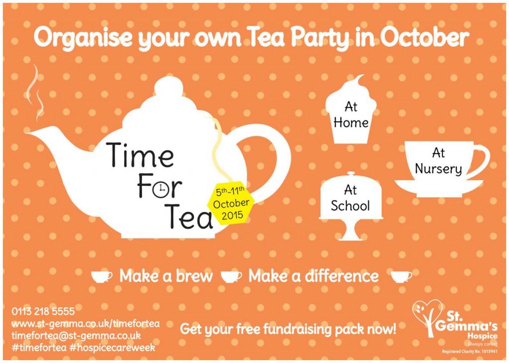 st.gemmas Time-For-Tea-ELM-ad