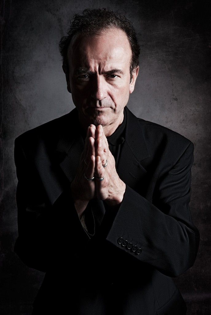 Hugh Cornwell at Leeds Carraigeworks