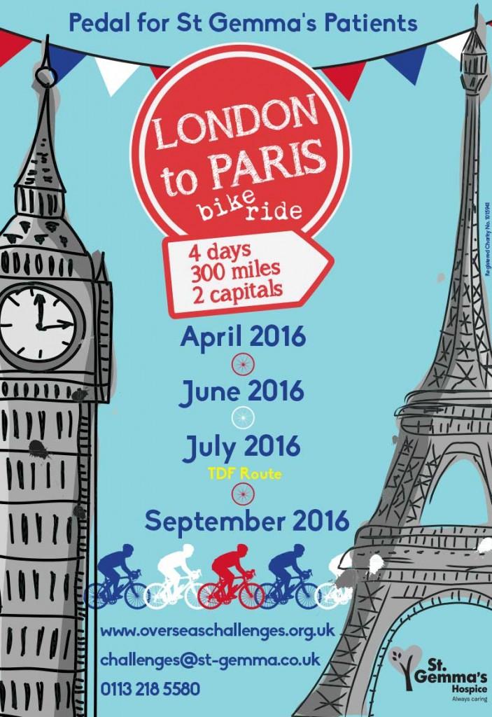 St.gemmas-London-to-Paris-bikeride
