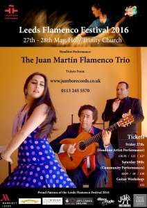 The Leeds Flamenco Festival 2016