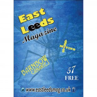 East Leeds Magazine Editorial Issue 57
