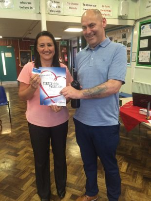 Slimming World – Man of the Year