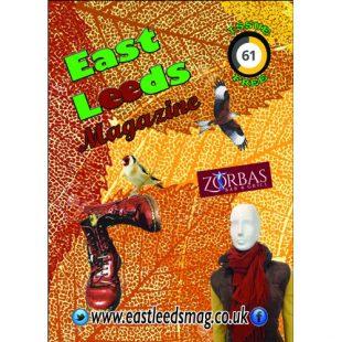 East Leeds Magazine Editorial – Issue 61