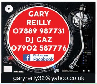 The 2 Gary's – Let The Party Begin!