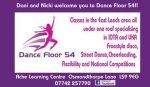 Dance Floor 54