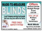 Multi Blinds Leeds