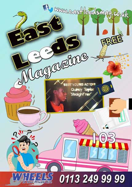 East Leeds Magazine Issue 103_May 2021 cover